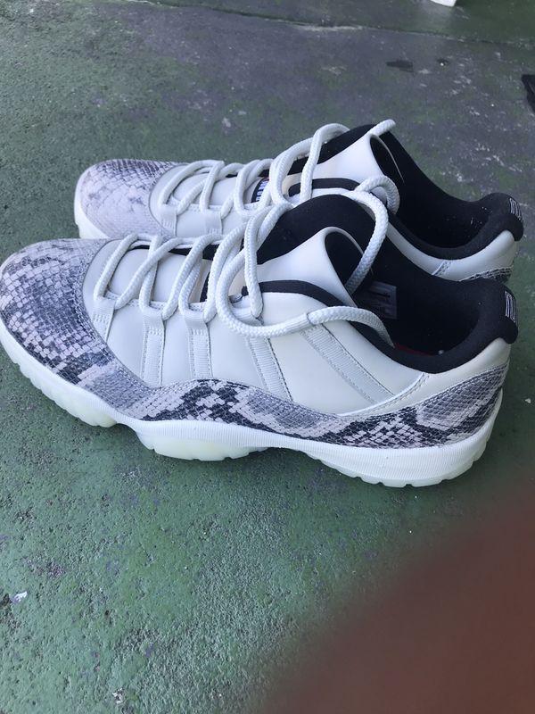 Jordan 11 size 10.5 ( no trading)