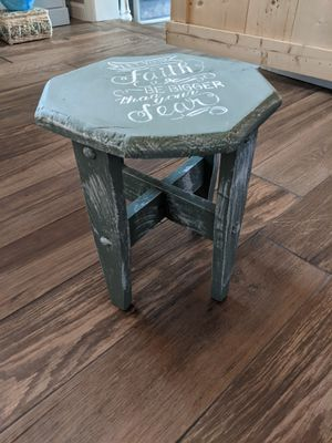 Farmstyle small wood step stool for Sale in Astatula, FL