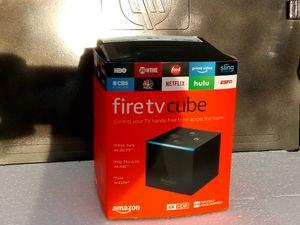 Amazon Fire TV Cube LNIB for Sale in Scottsdale, AZ