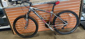 Trek 3500 17Inch Alpha Silver Aluminum Mountain Bike, The Breaks NEED to be adjusted for Sale in Malden, MA