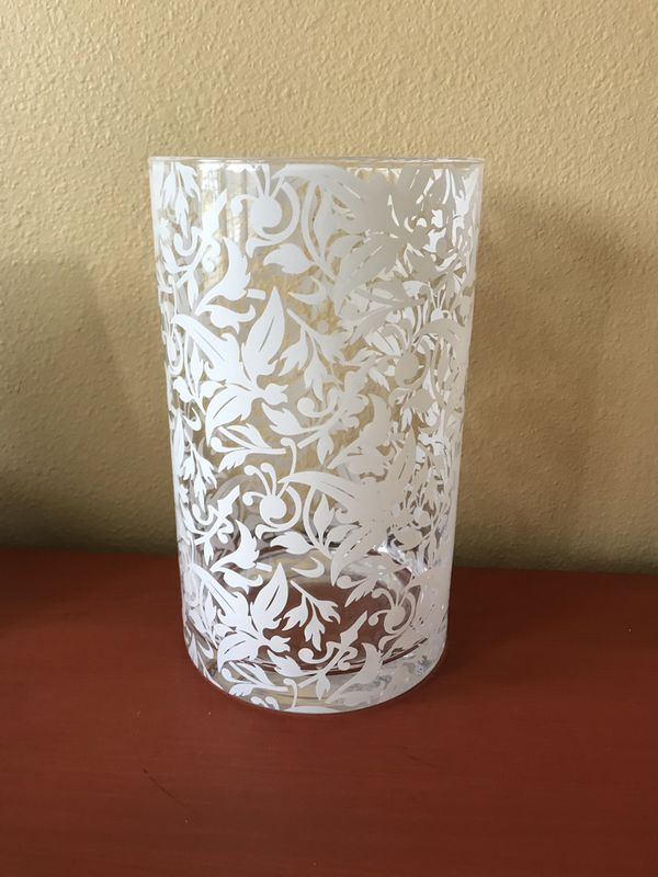 Candle Holder Flower Vase