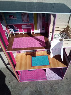 Barbie doll house for Sale in Tolleson, AZ