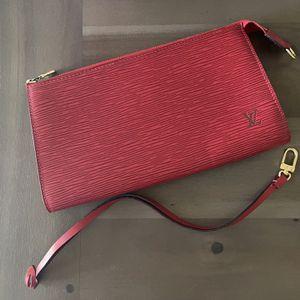 Louis Vuitton Pochettee Epi Leather Bag Purse for Sale in Miami, FL