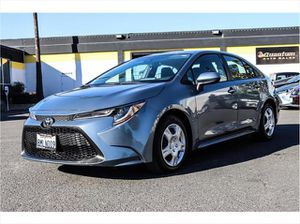 2020 Toyota Corolla Le Sedan 4D for Sale in Garden Grove, CA