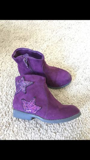 Toddler girl boots for Sale in North Las Vegas, NV