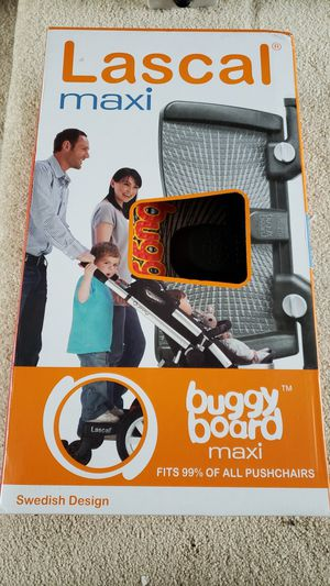 Lascal Buggy Board Maxi for Sale in Federal Way, WA
