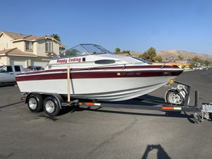 1993 Blue fin 21ft inboard 5.7 V8 lake ready for Sale in Moreno Valley, CA