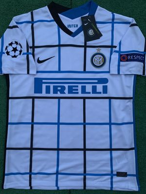 2020/21 Inter Milan away soccer jersey M for Sale in Raleigh, NC