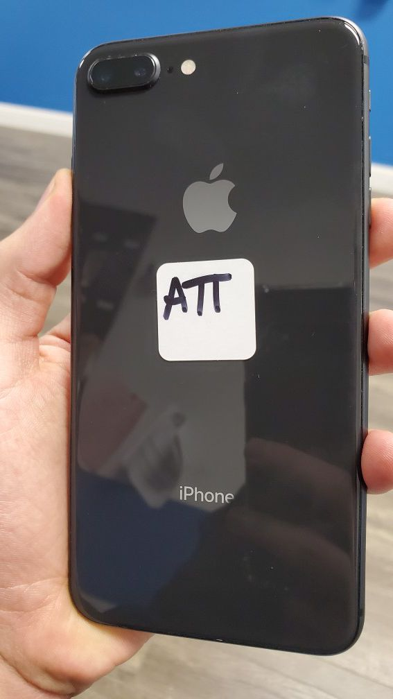 iPhone 8 Plus Att At&t Cricket 64GB