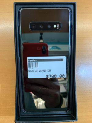 Samsung Galaxy S10 Plus Factory Unlocked 512Gb for Sale in Hollywood, FL