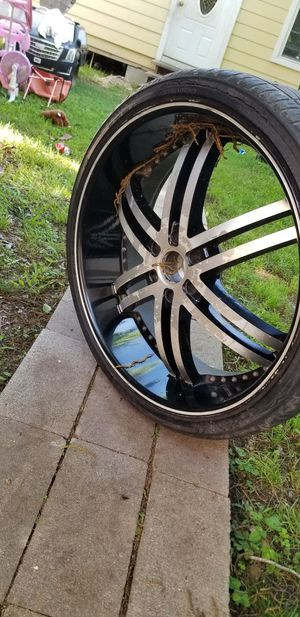 """26"""" rims Chevy 6 lug for Sale in Houston, TX"""