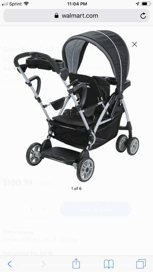 Sit and stand stroller for Sale in Rockville, MD