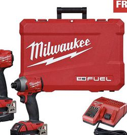 Milwaukee M18 Fuel 2 Tool Combo Hard Case, (case Only) for Sale in St. Louis,  MO