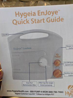 Hygeia Breast Pump for Sale in Arlington, TX