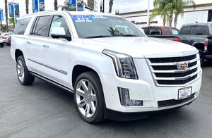 2017 Cadillac Escalade ESV for Sale in Whittier, CA