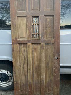 Solid wood door! for Sale in Portland,  OR