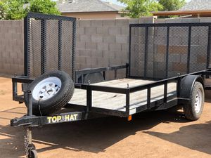 2005 TopHat 6.5ft x 12ft Trailer for Sale in Phoenix, AZ