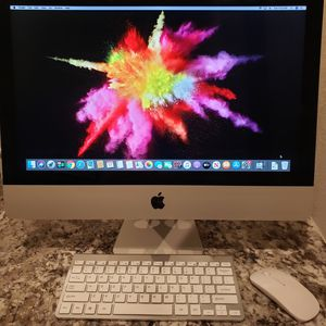 "Apple iMac 21.5"" with 1TB Hard Drive for Sale in Dallas, TX"