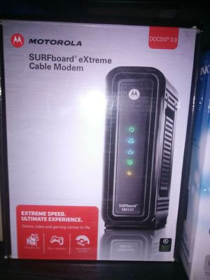 Comcast compatible modems for Sale in Fresno, CA