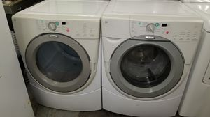 Whirlpool Duet frontload washer and dryer for Sale in Chesapeake, VA