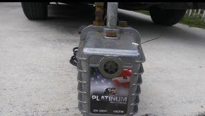 Platinum 10 cfm vacuum pump for Sale in Miami, FL