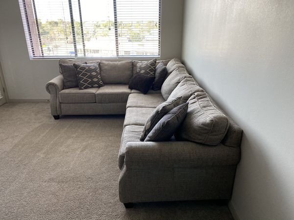 Sectional / couches / living room
