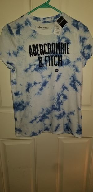 Abercrombie & Fitch BRAND NEW With Tags SIZE 15/16 Shirt Pick up in Taylor for Sale in Taylor, MI