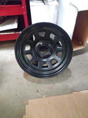 Jeep wrangler Wheels rims for Sale in WILOUGHBY HLS, OH