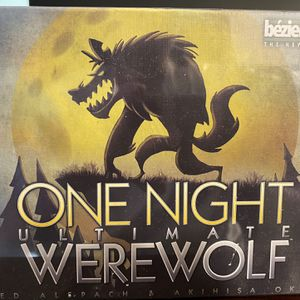 One night werewolf Board Game for Sale in Columbia, MD