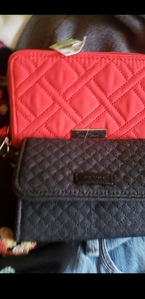 2 NWT VERA BRADLEY WALLETS for Sale in Asheville, NC