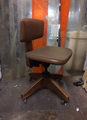 Antique wooden desk chair for Sale in Boston, MA