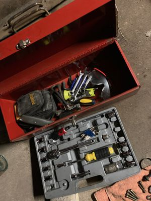 Tools and tool box for Sale in Portland, OR