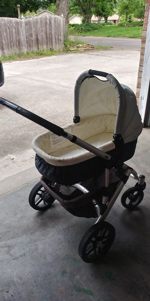 Uppababy stroller and extra parts for Sale in Seymour, TN