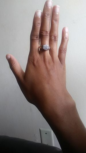 Cut diamond ring for Sale in Detroit, MI