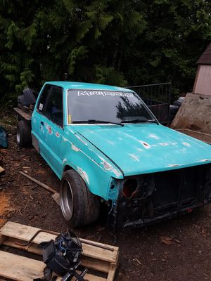 1987 Mazda B2000 parts only for Sale in Snohomish, WA