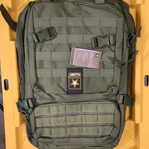 Brand New Army Backpack Military Tactical for Sale in Tucson, AZ