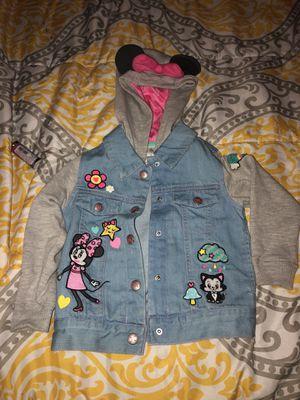 Baby Minnie Disney jacket for Sale in Sacramento, CA