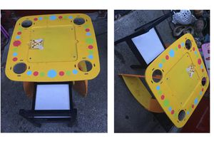Kids Art Table and Chair for Sale in Norfolk, VA