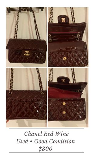 Chanel Bag (Red Wine) for Sale in Washington, DC