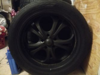 "22 "" wheels priced to sell for Sale in Gastonia,  NC"