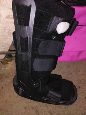 Premium air walker boot for Sale in Bladensburg, MD