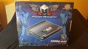 1300 watt bass amplifier for Sale in San Bernardino, CA