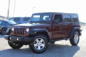 2010 Jeep Wrangler Unlimited Sport SUV for Sale in Shelbyville, KY