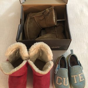 Girls Toddler Boots Size 7 LOT for Sale in Chesapeake, VA