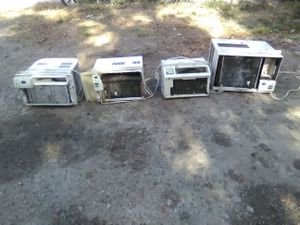 4 fully working window AC units $40 each for Sale in Orlando, FL