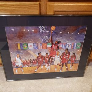 1996 OLYMPICS Women's Basketball Team for Sale in Bonney Lake, WA