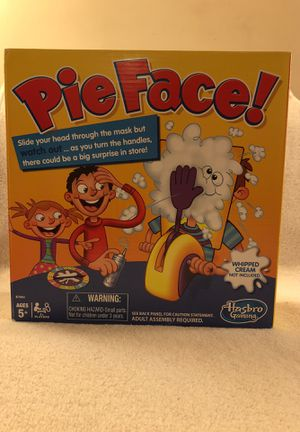 Pie Face! for Sale in Springfield, VA