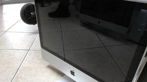 Apple iMac A1224 Core 2 Duo all in one desktop computer OSX WiFi DVDRW Webcam HDMI 20.5inches screen size 100%tested for Sale in New York, NY