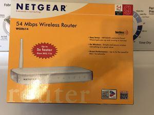 Netgear wireless router for Sale in Lake Worth, FL