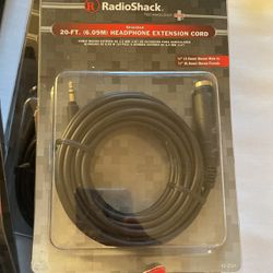 Headphone Extension Cord for Sale in Springfield,  VA